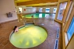 Spa Hot tub women pool Black Bear Resort Port McNeill British Columbia Canada