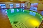 Indoor pool spa centre