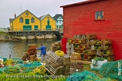 Barbour Living Heritage Village Newfoundland Canada