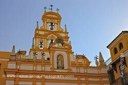 Basilica de la Macarena Macarena district City of Sevilla Province of Sevilla Andalusia Spain