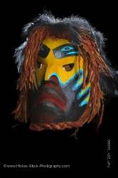 Ghost Mask Beau Dick Kwakwaka'wakw First Nations Artist Vancouver Island British Columbia Canada