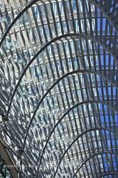 Modern architecture at Brookfield Place downtown Toronto