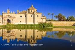 Jardin de la Cartuja City of Sevilla Province of Sevilla Andalusia Spain