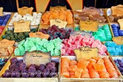 Jelly sweets City of Cordoba UNESCO World Heritage Site Province of Cordoba Andalusia Spain Europe