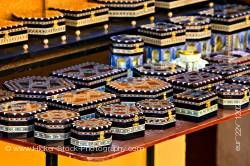 Gift store at The Alhambra Province of Granada Andalusia Spain Europe