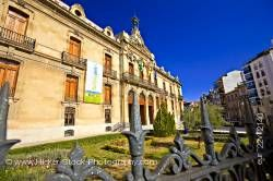 Palacio de la Diputacion Sagrario District City of Jaen Province of Jaen Spain Europe