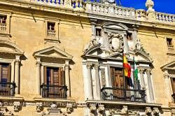 Royal Chancery building 16th century City of Granada Province of Granada Andalusia Spain