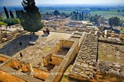 Ruins of Medina Azahara Province of Cordoba Andalusia Spain Europe